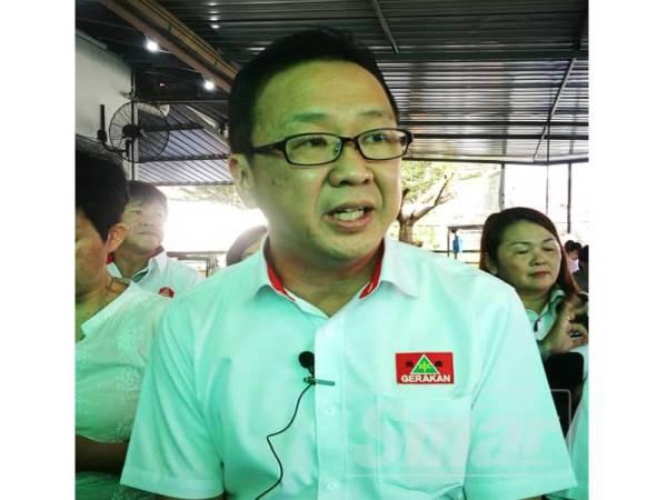 Dominic Lau Hoe Chai