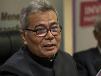 Datuk Seri Mohd Redzuan Mohd Yusof