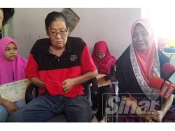Ridhuan Tee sedih mengenangkan nasib kedua orang anaknya yang tidak mempunyai status warganegara.