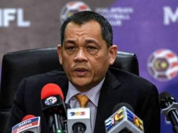 Datuk Hamidin Mohd Amin.
