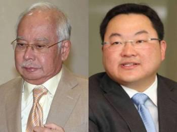 Najib dan Jho Low