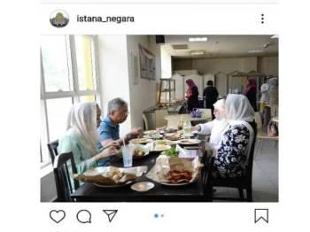 -Foto Instagram Istana Negara