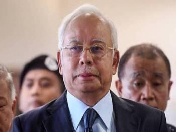 Najib Razak - Foto Bernama