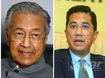Mahathir Mohamad, Mohamed Azmin Ali