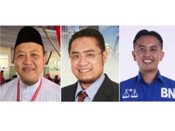 Rizam Ismail, Mohd Fakhrulrazi, Mohd Imran Tamrin