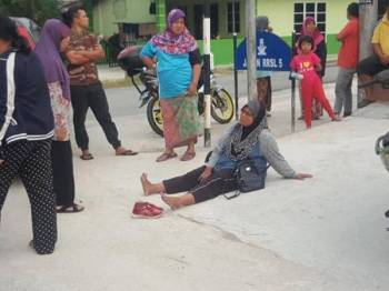 Mangsa alami kerugian RM1,750 akibat diragut.