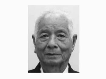 Allahyarham Hamzah Mohamad, 80.