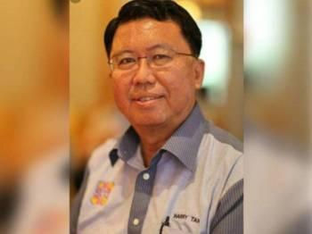 Harry Tan Huat Hock