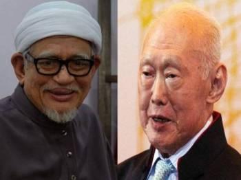Abdul Hadi Awang,  Lee Kuan Yew