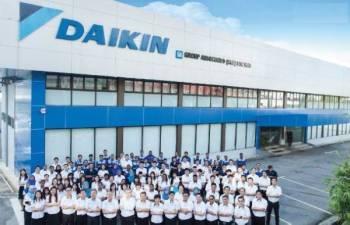 Daikin mengamalkan prinsip kepimpinan yang mempercayai kumulatif pembangunan setiap individu dalam sesebuah syarikat adalah asas kepada pembangunan syarikat tersebut. (Foto: Portal Daikin)