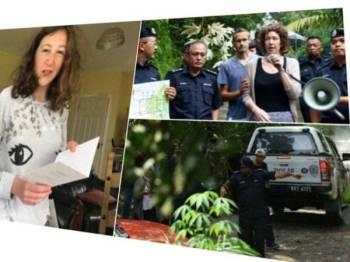 Nora Anne yang menghidap masalah lembam dilaporkan hilang di resort The Dusun Hill di sini sejak 4 Ogos lalu sebelum pihak berkuasa melancarkan operasi SAR.