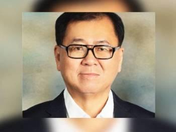 Datuk Frankie Poon Ming Fung - Foto Bernama