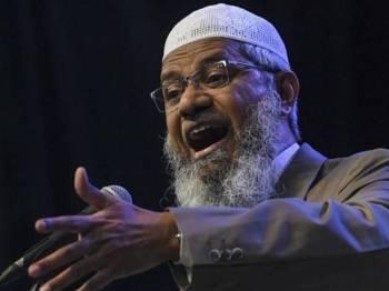 Dr Zakir Naik - Foto sumber internet