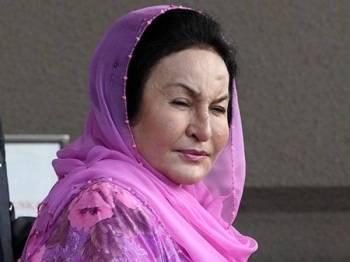 Rosmah - Foto Bernama