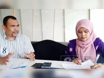 Bazlan ketika ditemubual menerusi siaran langsung Sinar Harian Edisi Kelantan hari ini.