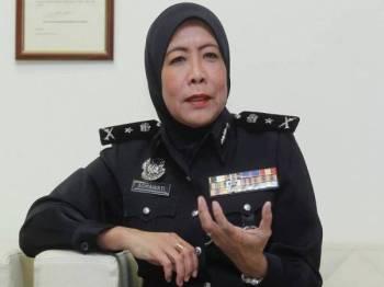 Datuk Asmawati Ahmad
