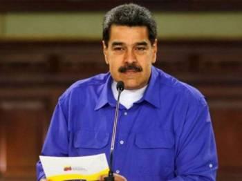 Maduro yang tidak diiktiraf AS sebagai pemimpin sah Venezuela mengadakan pertemuan dengan pegawai pentadbiran Trump.