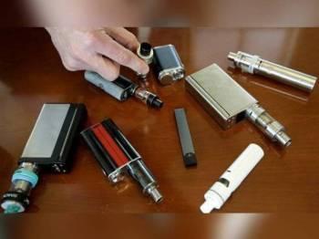 Vaping boleh beri kesan kepada saluran darah walaupun ada yang beranggapan pengguna e-rokok hanya menyedut wap air.