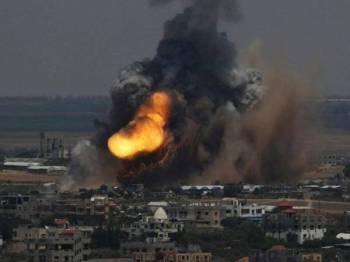 Kedua-dua operasi ketenteraan dilancarkan Israel pada 2012 dan 2014 mengakibatkan kemusnahan infrastruktur yang teruk di Genting Gaza.