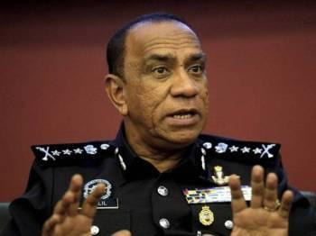 Datuk Mohd Khalil Kader Mohd - Foto BERNAMA