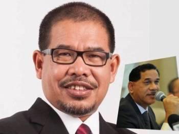 Nik Mohd Hasyudeen Yusoff dan Zukri Samat (gambar kecil).