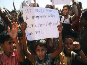 Pelarian Rohingya di Bangladesh enggan pulang tanpa jaminan keselamatan.