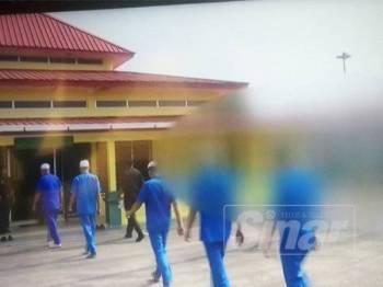 Penghuni penjara dapat mengasah kemahiran menerusi program Tafaqquh Fiddin.