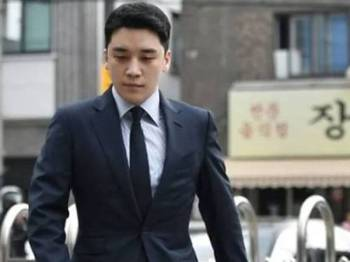 Seungri - Foto AFP/Jung Yeon-je