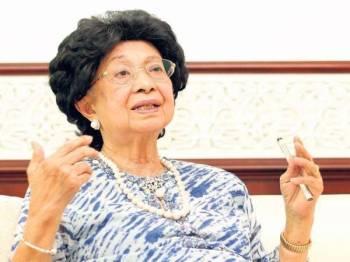 Tun Dr Siti Hasmah Mohamad Ali