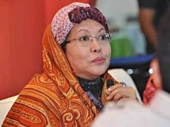 Prof Dr Siti Zainon Ismail. - Foto BERNAMA