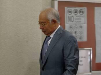 Datuk Seri Najib Tun Razak - Foto Bernama