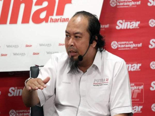 Prof Madya Dr Ahmed Razman Abdul Latiff