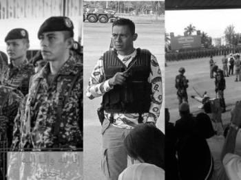 Pemergian Allahyarham Mejar Mohd Zahir Armaya satu kehilangan besar buat negara.