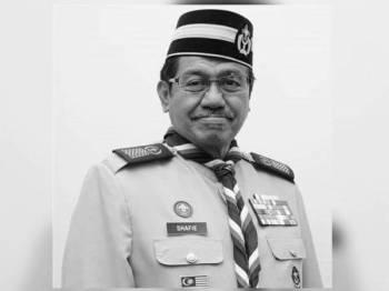 Allahyarham Shafie Mohd Salleh. - Foto Media Rasmi PPM
