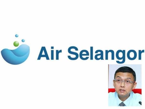 Pengurusan Air Selangor Sdn Bhd (Air Selangor)  (Gambar kecil: Suhaimi Kamaralzaman)