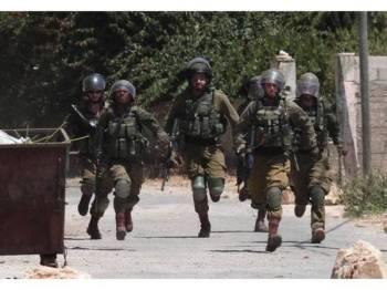 Tentera Israel kerap melakukan tindakan provokasi ke atas penduduk Palestin di wilayah Tebing Barat yang diduduki.
