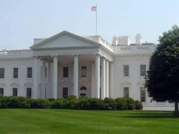 Rumah Putih -Foto AFP