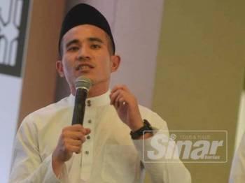 Shahril Hamdan - Foto: Sharifudin Abdul Rahim & Zahid Izzani