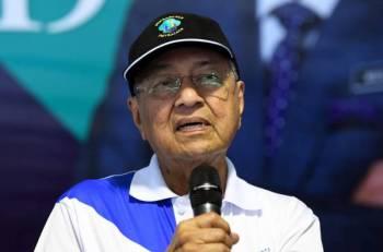 Dr Mahathir- Foto: Bernama