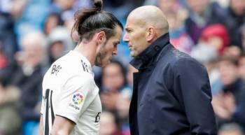 Zidane menyangkal kenyataan Bale mengatakan Los Blancos menjadikannya sebagai 'kambing hitam' di kelab itu.