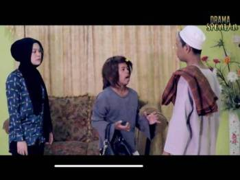 Drama Spontan 12 yang mula disiarkan kelmarin itu membuatkan rata-rata netizen terhibur dan berterima kasih kerana menceriakan hari mereka.