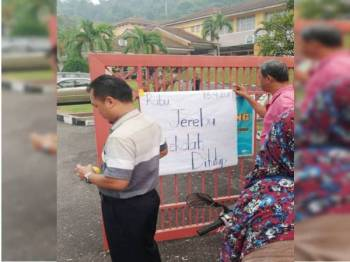 Sebanyak 51 sekolah di daerah Barat Daya diarahkan tutup pagi ini.