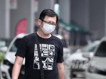 Indeks Pencemaran Udara (IPU) di Kuala Lumpur mencapai tahap sangat tidak sihat dengan bacaan 201, hari ini. Foto Sinar Harian ZAHID IZZANI