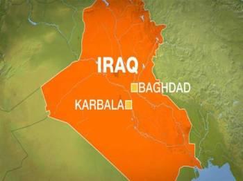 Letupan berlaku ketika bas tersebut melalui sebuah pos pemeriksaan tentera Iraq, kira-kira 10 kilometer di selatan Karbala, menuju arah bandar al-Hilla.