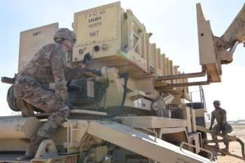Pasukan tentera tersebut akan memberi tumpuan utama terhadap pertahanan misil dan udara.