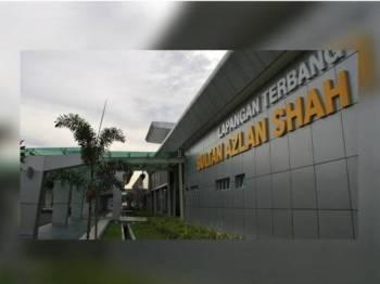 Lapangan Terbang Sultan Azlan Shah (LTSAS) - Foto internet