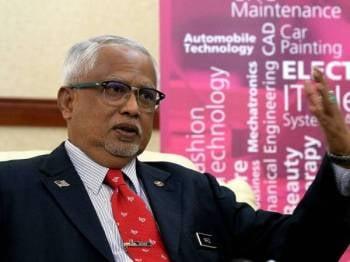 Datuk Mahfuz Omar - Foto Bernama