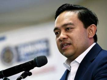 Wan Saiful - Foto Bernama