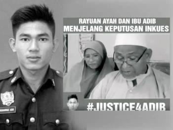 Menerusi klip video penuh hiba dan emosi itu, Mohd Kassim Abdul Hamid, 63, berkata, keputusan inkues yang ditetapkan pada 27 September ini adalah penentu sama ada keadilan buat anaknya dapat ditegakkan atau sebaliknya.