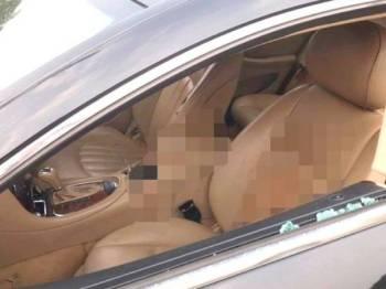 Pemeriksaan ke atas kenderaan yang disamun menemui barangan dipercayai hasil kegiatan kumpulan berkenaan termasuk mata wang pelbagai negara.